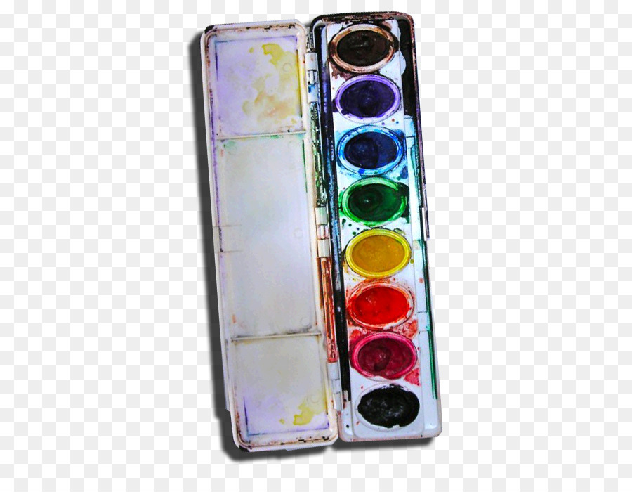 palette watercolor painting paper crayon paintbrush watercolor
