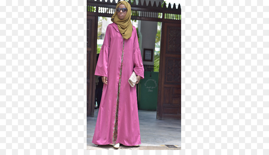 Abaya Hijab Tunic Muslim Dress - dress
