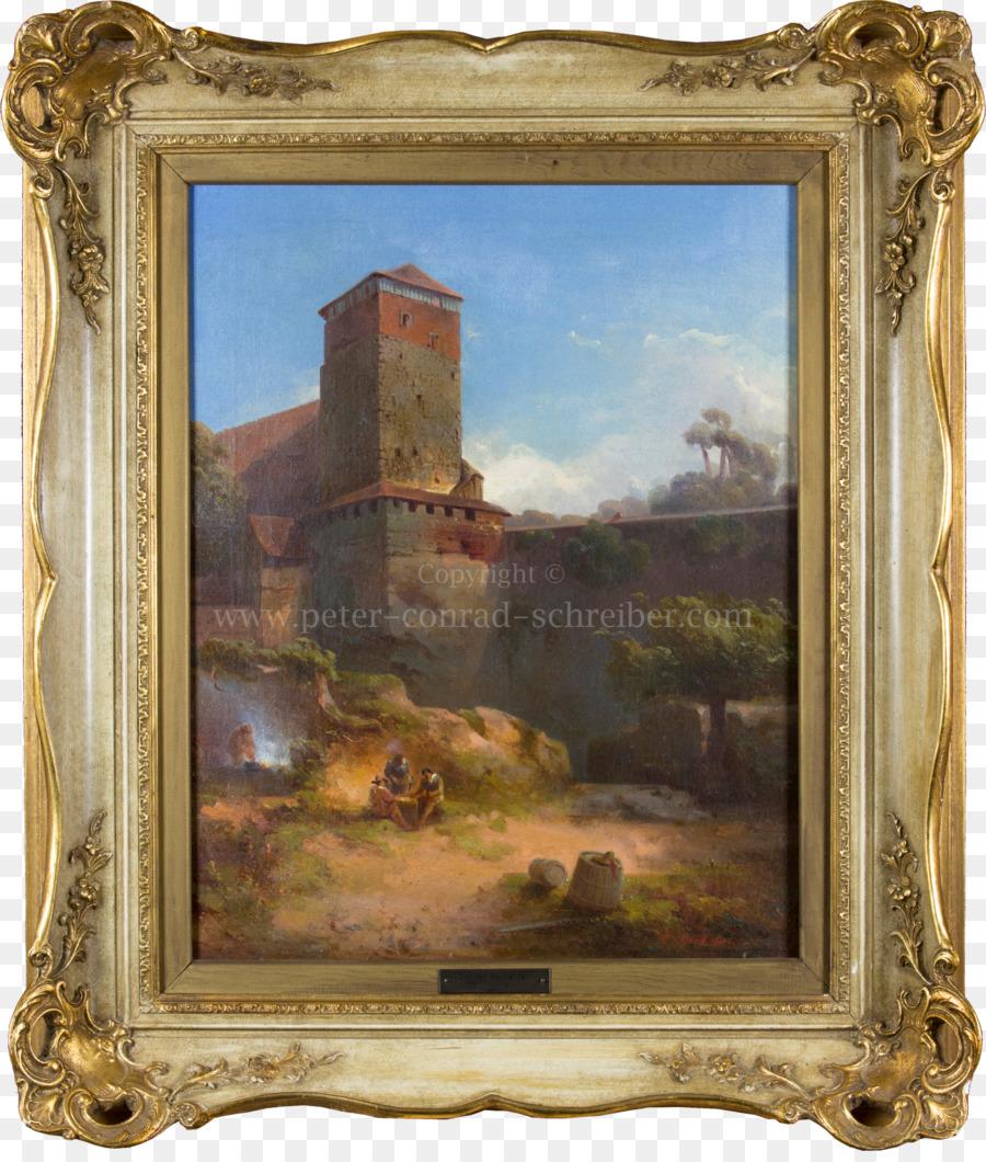 Todavía vida de Marcos de cuadros Antiguos Rectángulo de Pintura ...