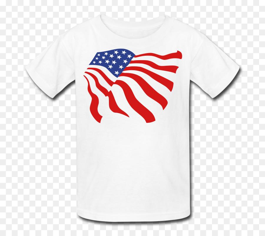 Bandera De Los Estados Unidos De La Página De T Shirt Para Colorear