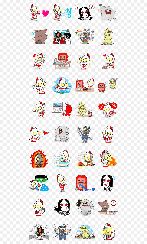 Emoticon Line png download - 562*1500 - Free Transparent