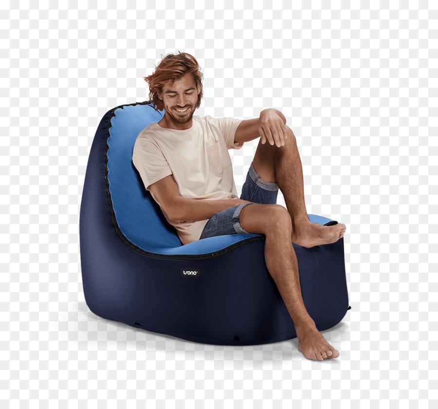 Silla plegable Sofá Inflable de muebles de Jardín - silla Formatos ...