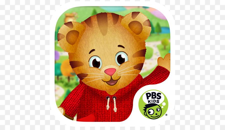 Explorar Daniel del Barrio de PBS Kids Niño Libro - daniel tigre ...