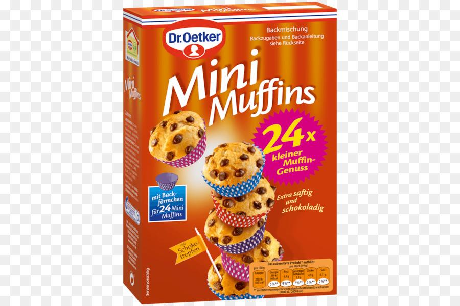 Muffin Chocolate Cake Dr Oetker Baking Mix Aperitif