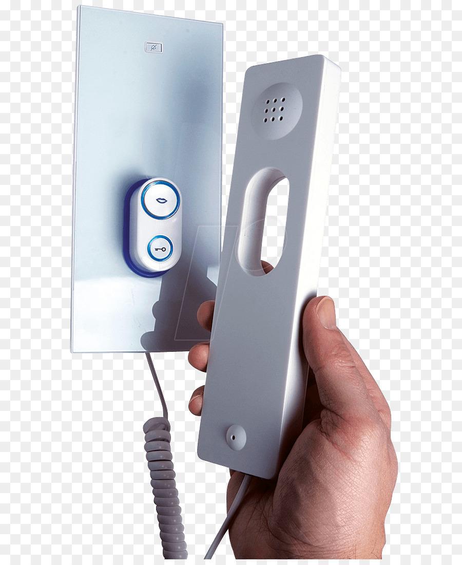 Intercom Door phone Video door-phone Electric strike - door & Intercom Door phone Video door-phone Electric strike - door png ...