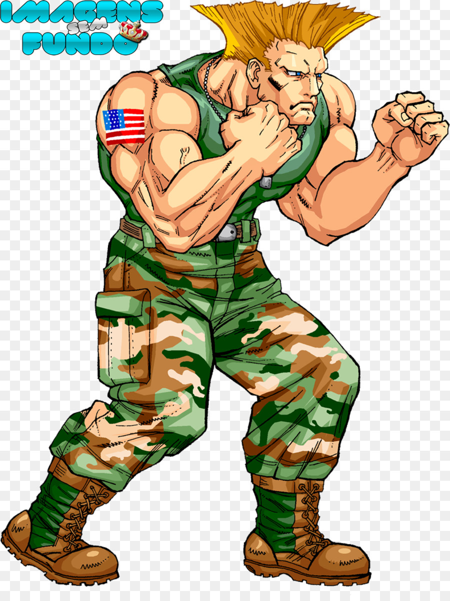 Street Fighter Ii The World Warrior Cartoon png download - 992*1309