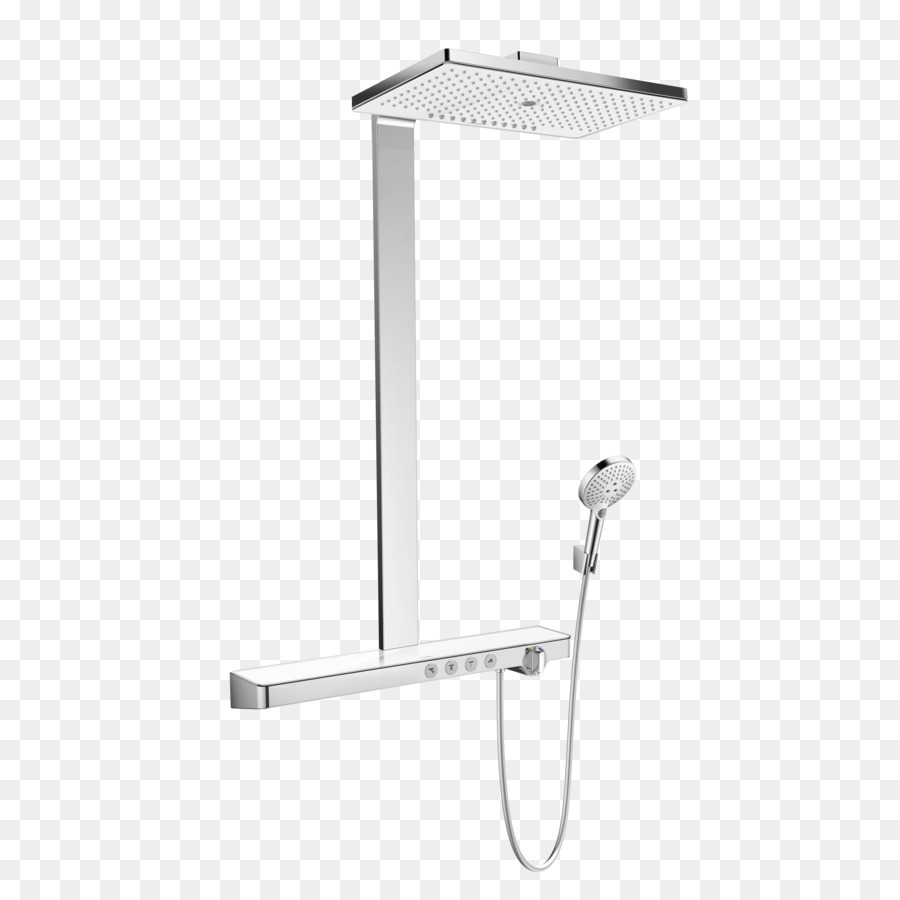 Tap Hansgrohe Shower Architonic AG - shower png download - 4000*4000 ...
