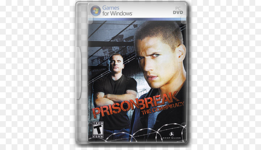 Prison Break: The Conspiracy Xbox 360 Prison Break: The Final Break