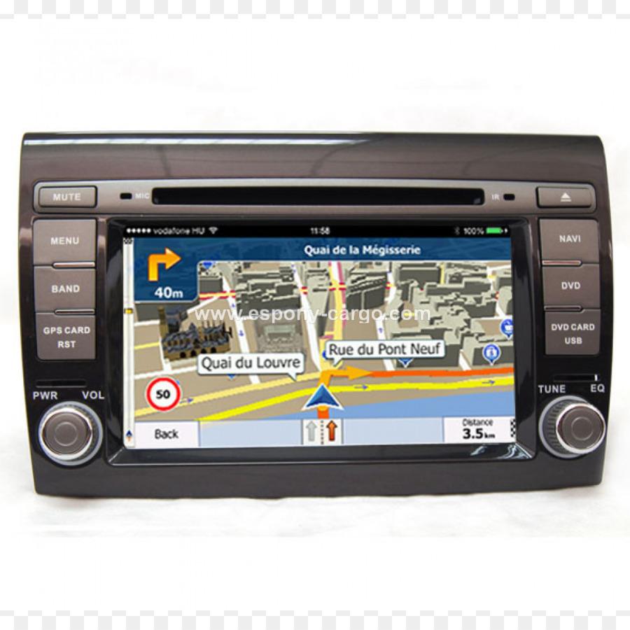 Car Hyundai GPS Navigation Systems Jeep Peugeot - car png download
