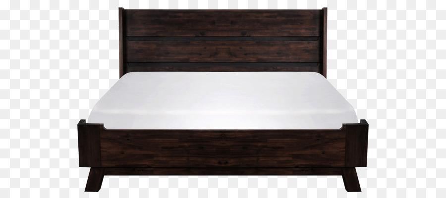 Marco de la cama con la Cabecera de la Plataforma de Colchón de la ...