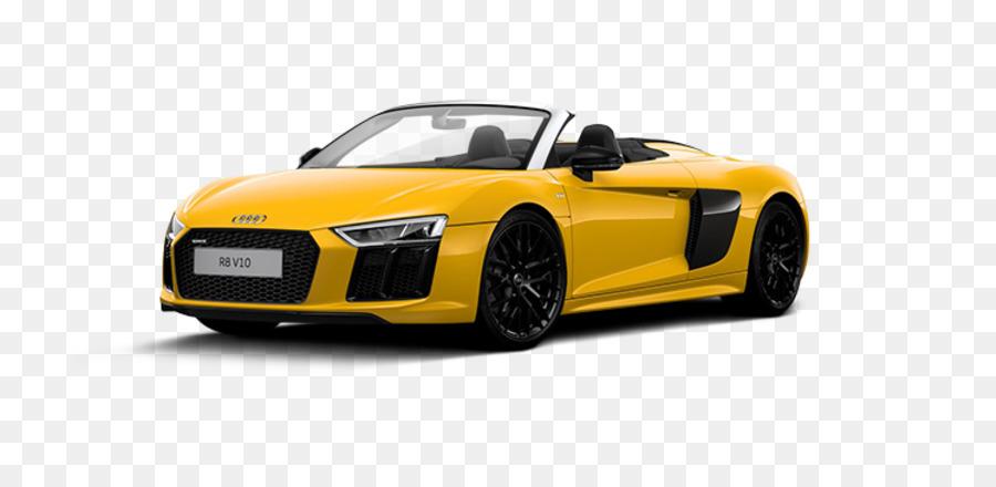 2017 Audi R8 2018 Audi R8 52 V10 Plus V10 Engine Audi Png