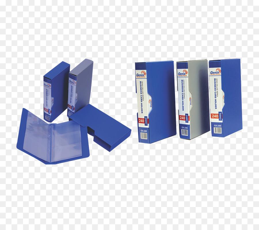 Ring Binder Aus Kunststoff Mit Visitenkarten Box Binder