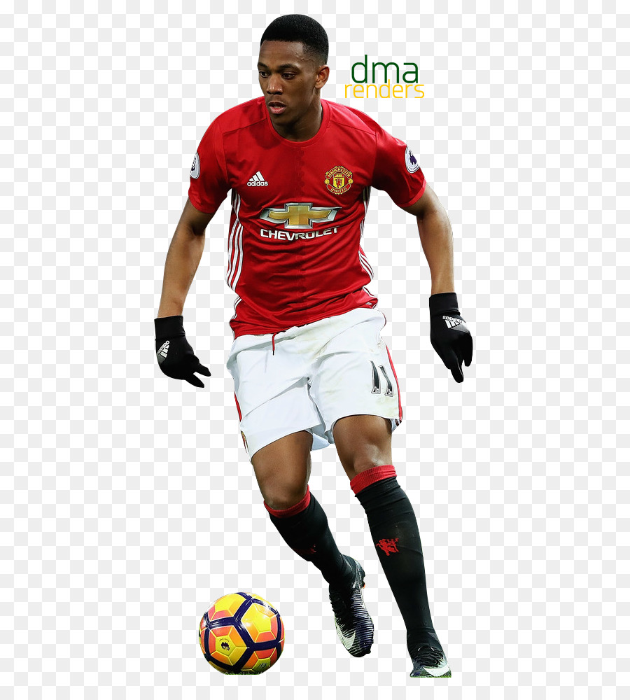 d6ea6e5ff Anthony Martial Manchester United F.C. Jersey Team sport - martial ...