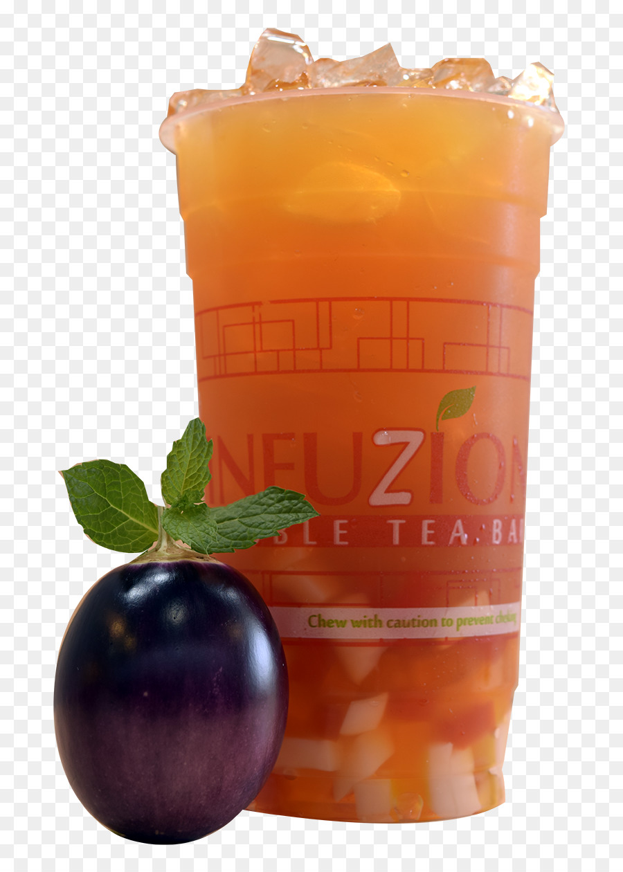 Orange Drink Non Alcoholic Drink Fuzzy Navel Iced Tea Punch Iced