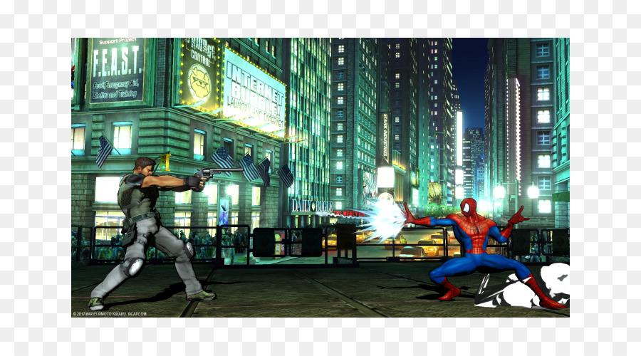 Ultimate Marvel Vs Capcom 3 Beat Em Up Computer Desktop Wallpaper