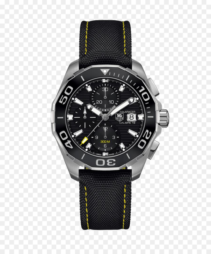 ae07958b41eac Cronógrafo TAG Homens Heuer Aquaracer 300M Calibre 16 Relógio TAG Heuer  Jóias - assistir