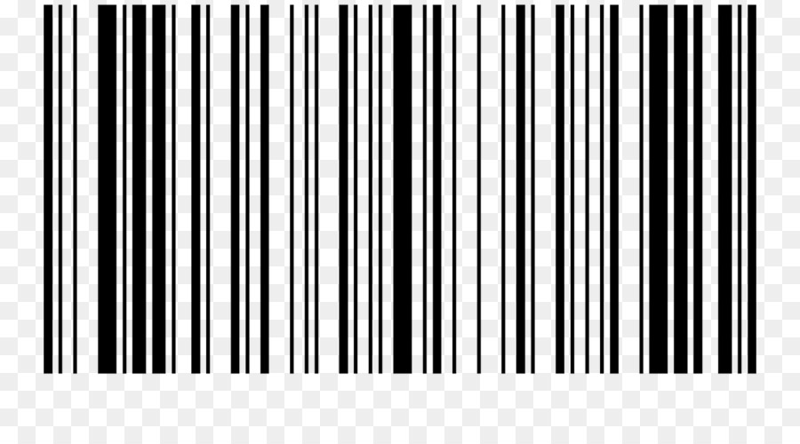 Barcode colorful. Color background png download
