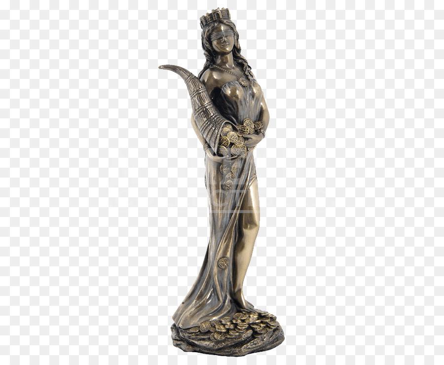 Fortuna Tyche Goddess Roman Mythology Luck Goddess Png Download