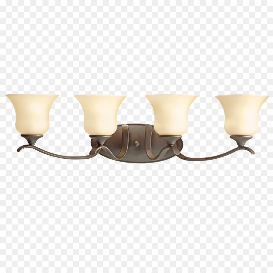 Lighting Bathroom Kitchen Light fixture - Kichler Lighting png ...
