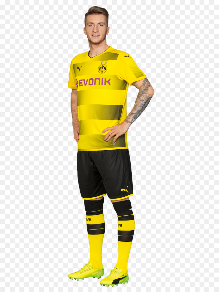 Marco Reus, Del Borussia Dortmund Estadio De Animadoras Uniforms ...
