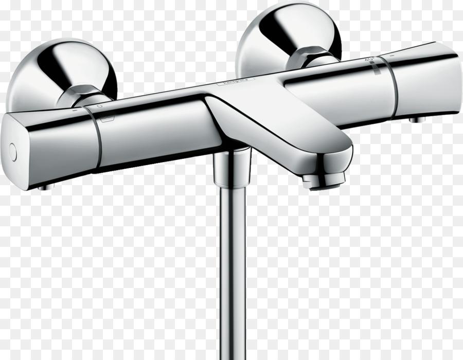 Bateria wodociągowa Thermostat Plumbing Fixtures Shower Hansgrohe ...