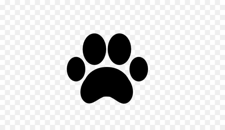 Dog Paw Footprint