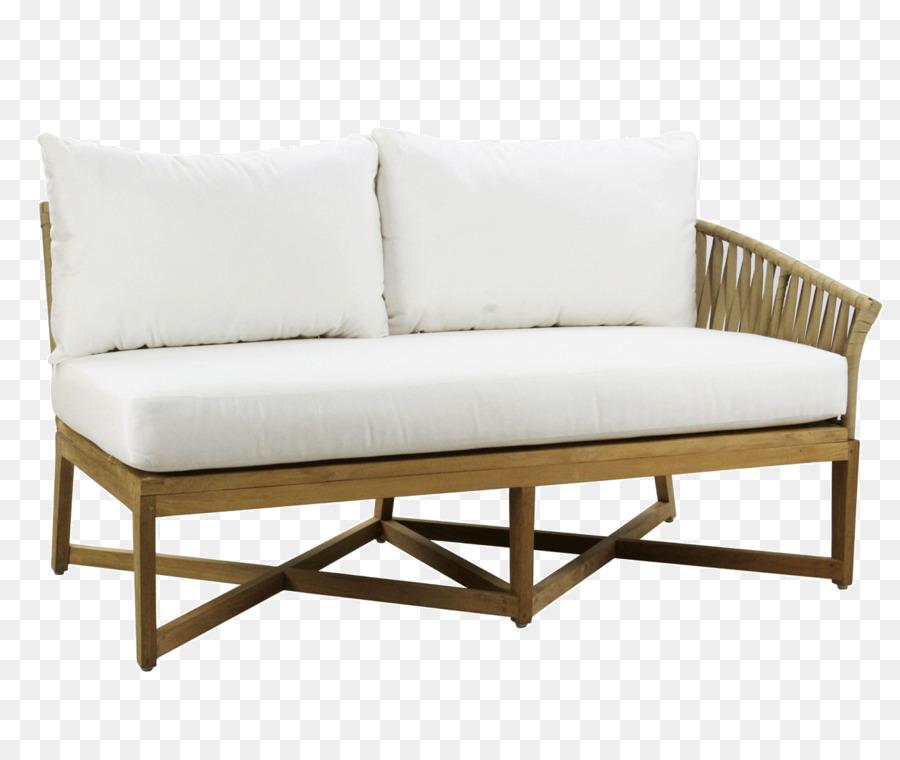 Sofá cama de dos plazas marco de la Cama de Sofá de Sunlounger - la ...