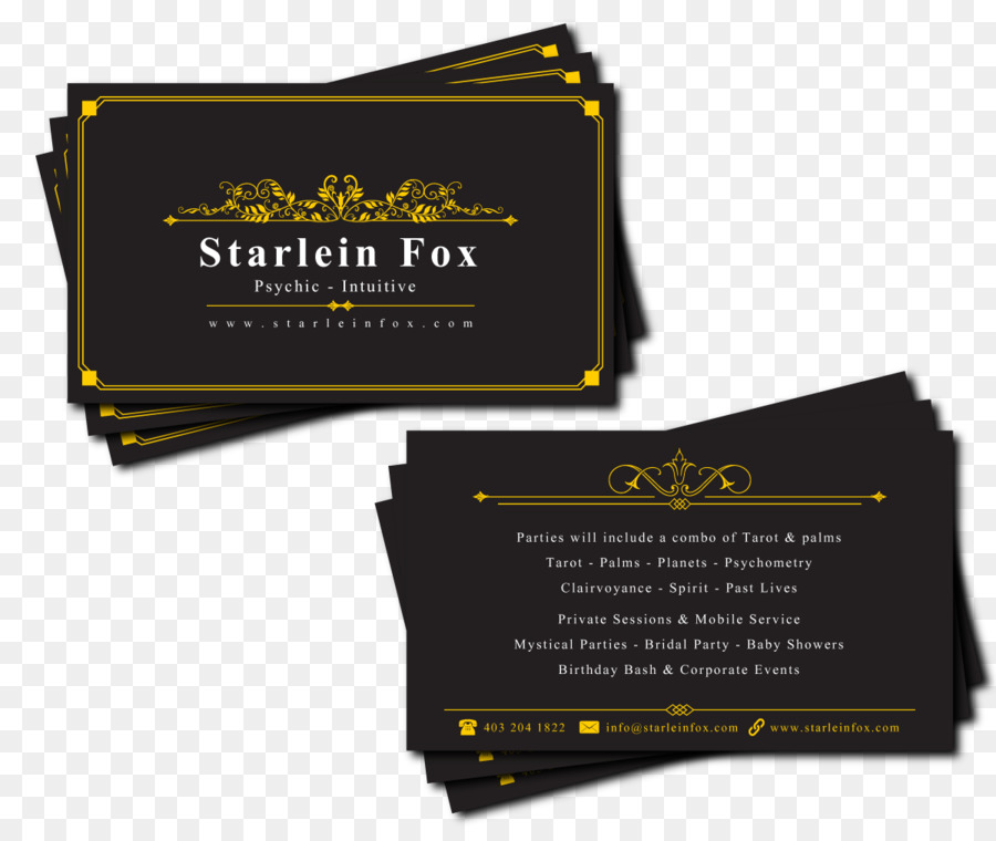 Business Card Design Business Cards Psychic Visiting card - business ...