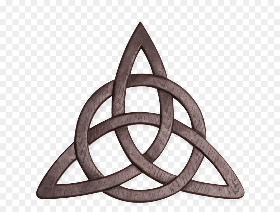 Celtic Knot Triquetra Symbol Celts Trinity Symbol Png Download