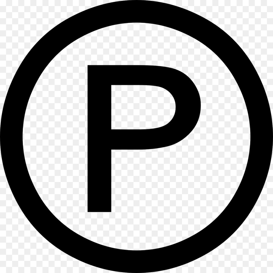 Sound Recording Copyright Symbol Registered Trademark Symbol