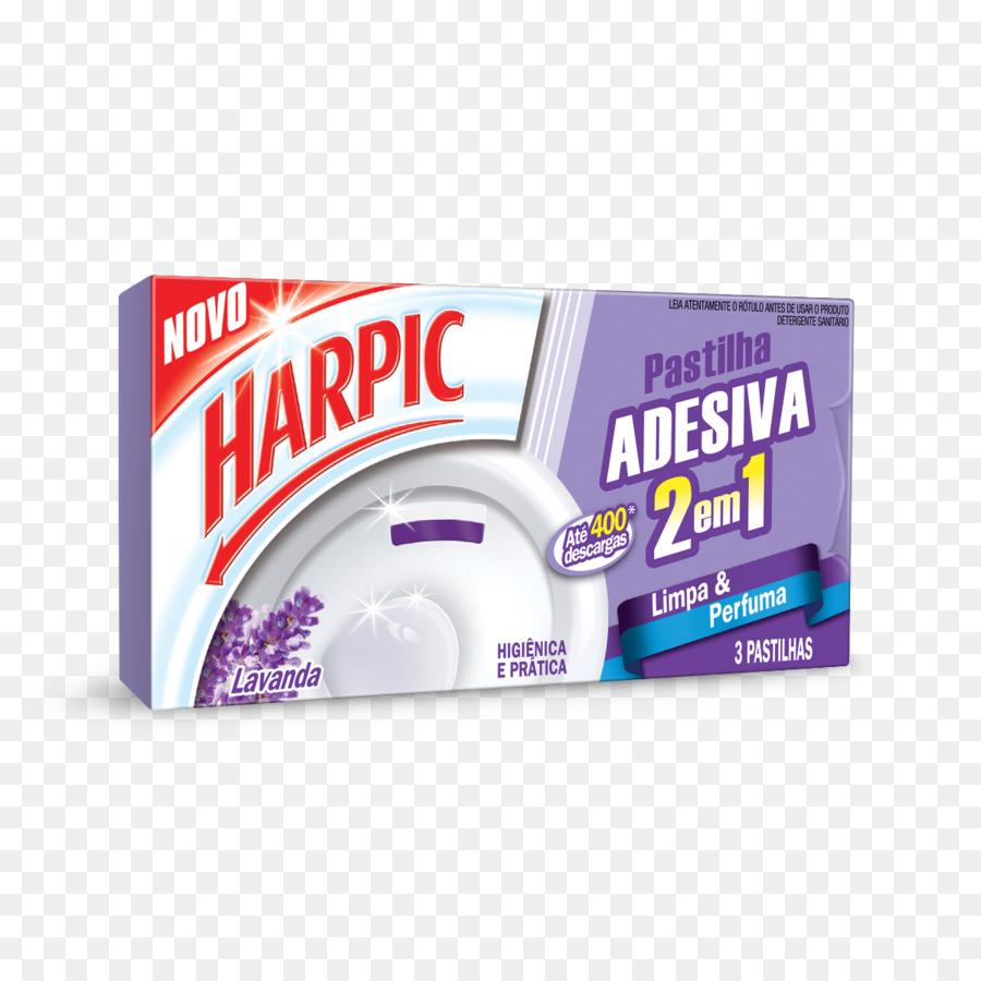 Harpic Toilet cleaner Cleaning Toilet rim block - VASE SANITARIO png ...