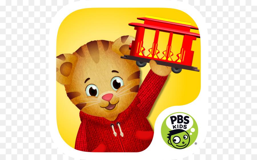 Explorar Daniel del Barrio de PBS Kids de la Universidad de Juegos ...