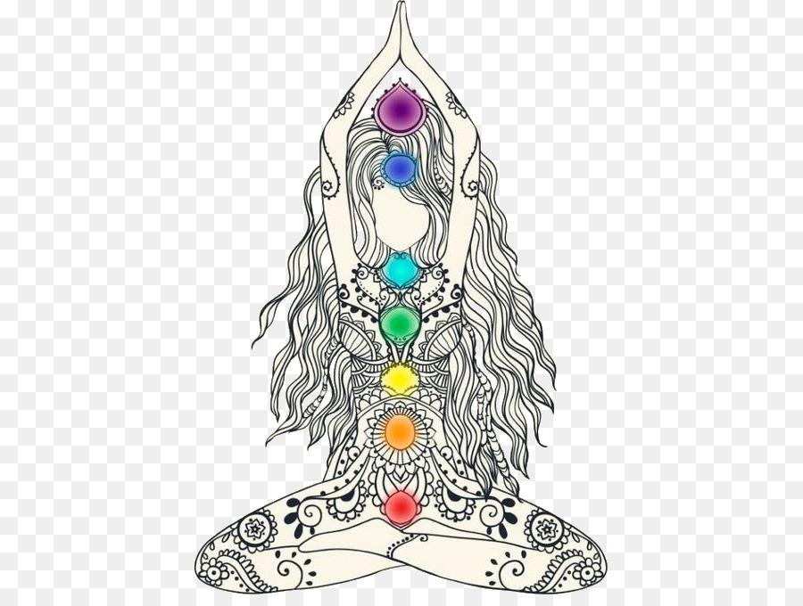 Chakra Buddhism Meditation Mandala Reiki Buddhism Png Download