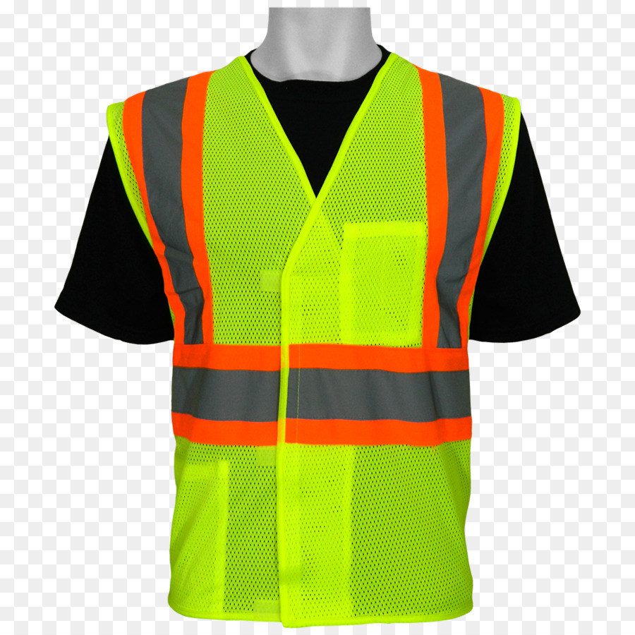 3c2e8c824b High-visibility clothing T-shirt Jersey Glove - safety vest png download -  1000 1000 - Free Transparent Highvisibility Clothing png Download.
