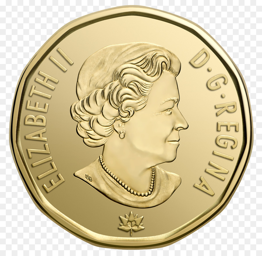 Das 150 Jährige Jubiläum Der Kanada Dollar Münze Loonie