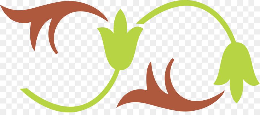 Hoja de simetría de Rotación de la Flor de la Planta madre de Patrón ...