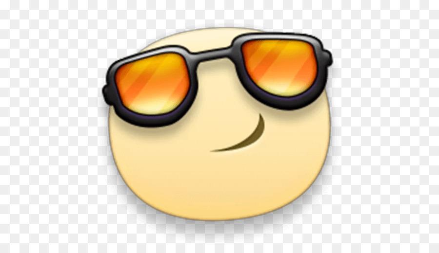 Sunglasses emoji facebook