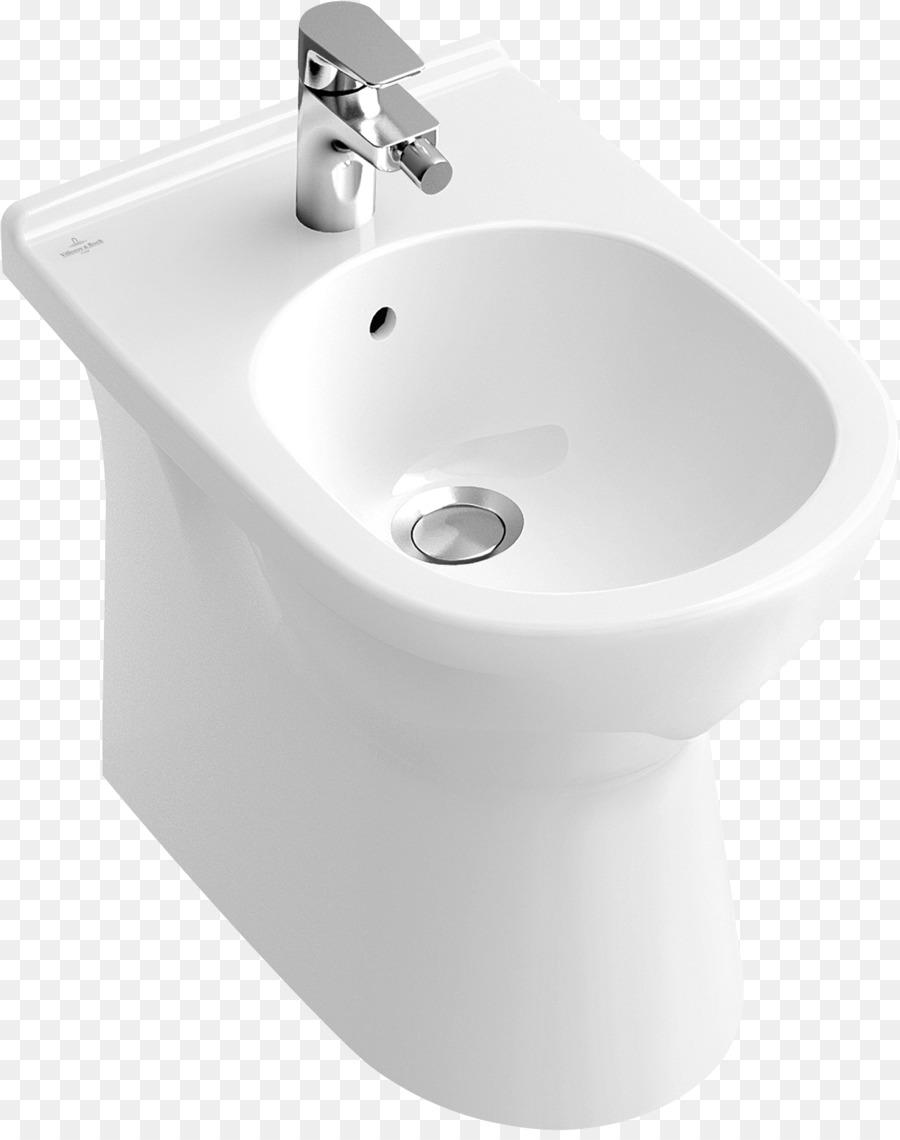 Bidet Villeroy & Boch-Bad-Armaturen Dusch-WC - bidet png ...