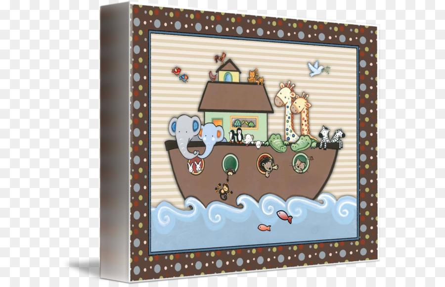 El Arca de noé camilla Marcos de fotos de Arte de la Lona - arca de ...