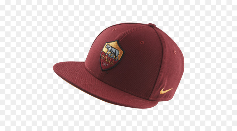 51bd04fce0062 A.S. Roma Nike Sport Hat Baseball cap - nike png download - 500 500 ...