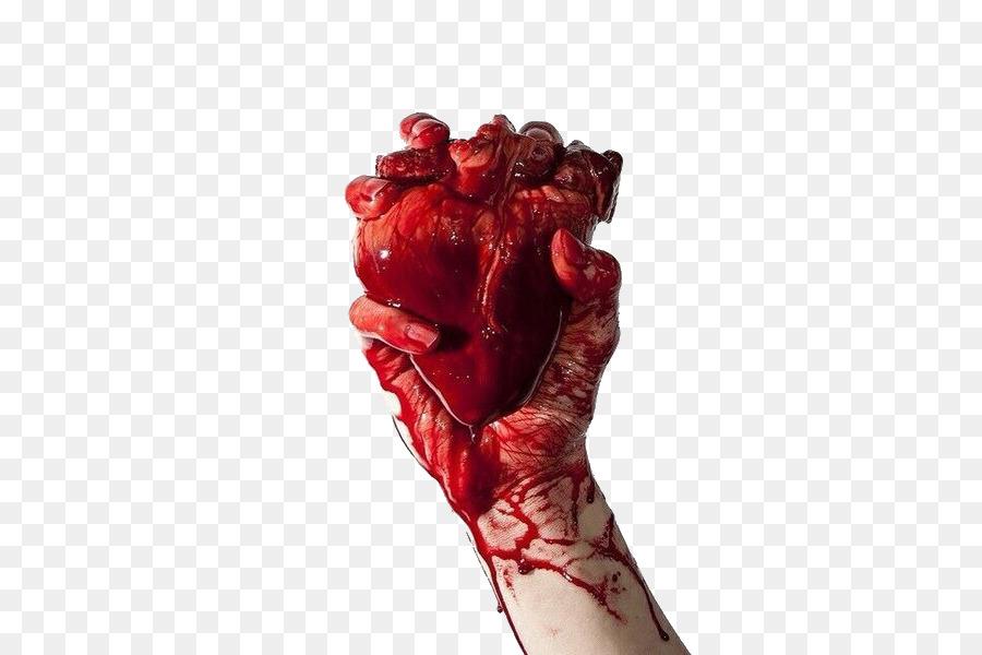 Corazón De La Sangre De La Mano De La Anatomía - corazón Formatos De ...