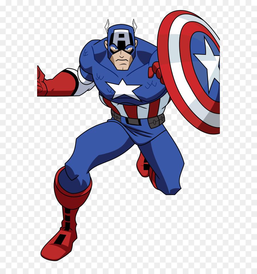 Capitán América Carol Danvers YouTube Clip art - capitán américa ...