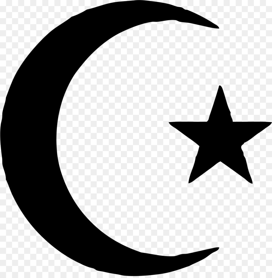 Symbols Of Islam Star And Crescent Religious Symbol Islam Png