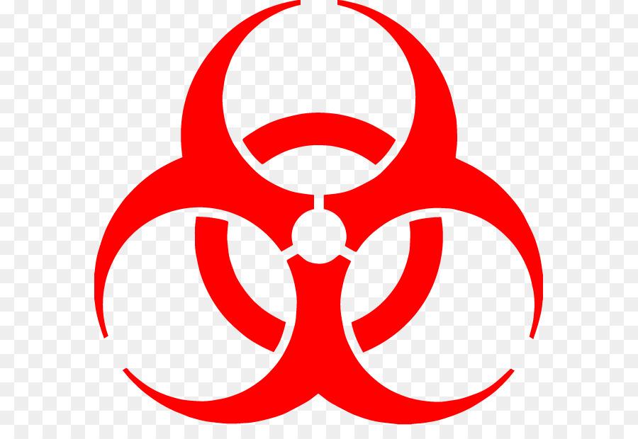 Biological Hazard Symbol Laboratory Sign Toxin Symbol Png Download