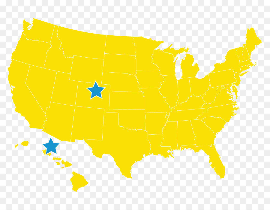 United States Blank map U.S. state County - united states png ...