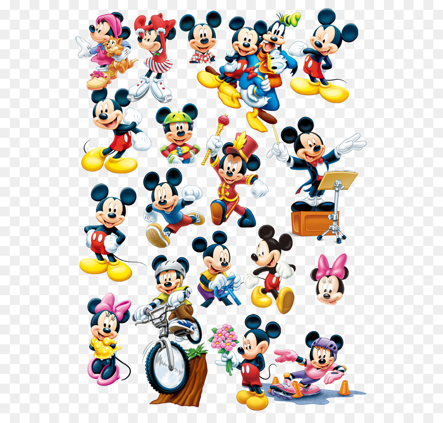 mickey mouse minnie mouse donald duck cartoon mickey mouse border