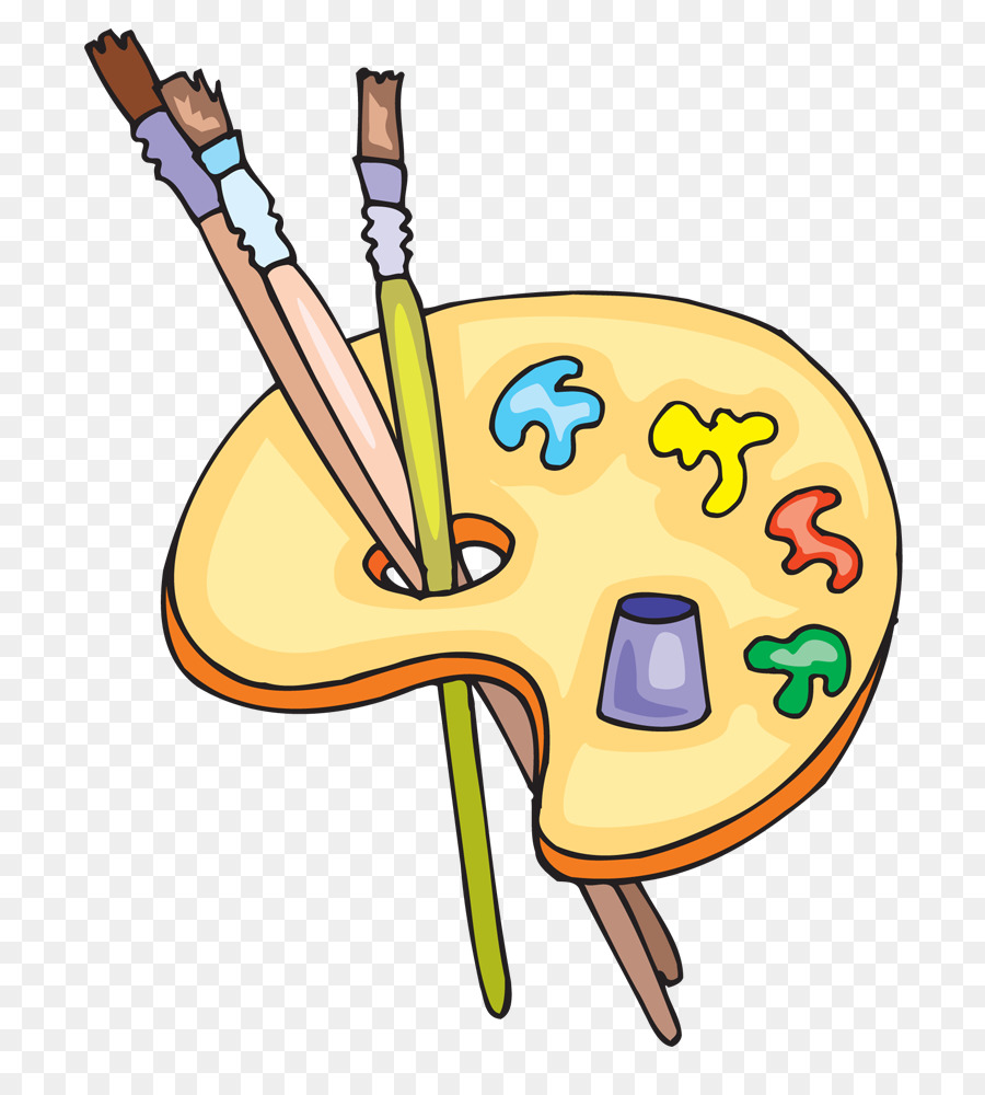 Arts And Crafts Movement Clip Art Drawing Painting Png Download