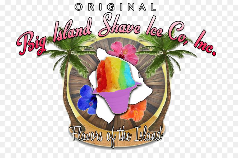 Original Big Island Shave Ice Co Oahu Küche von Hawaii Hilo - andere ...