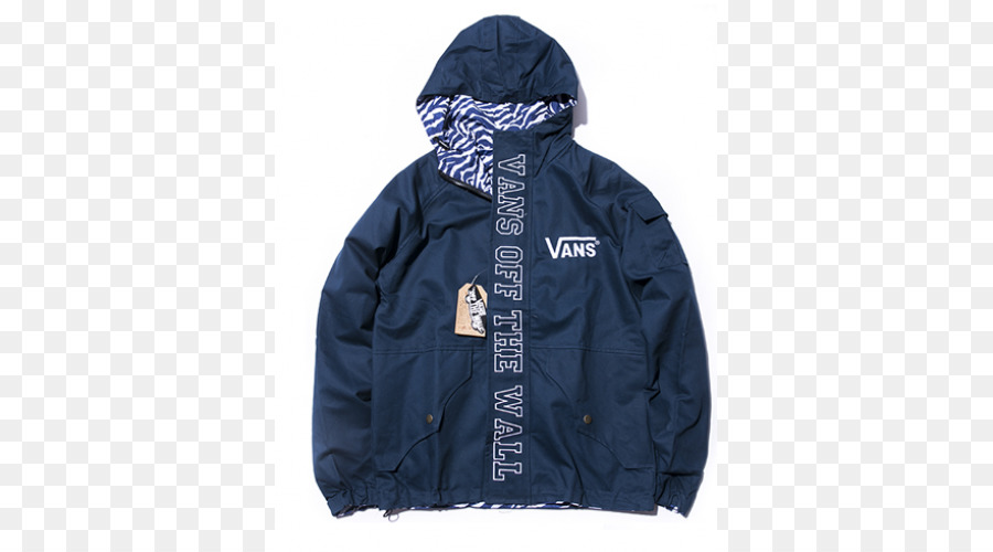 vans off the wall hoodie