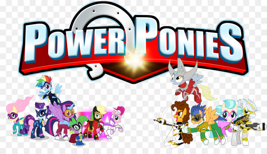 power rangers pony power ponies winged unicorn power ponies png